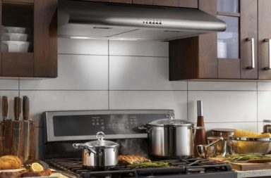 Best Range Hoods For Gas Stoves