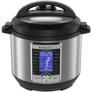 INSTANT POT VS PRESSURE COOKER