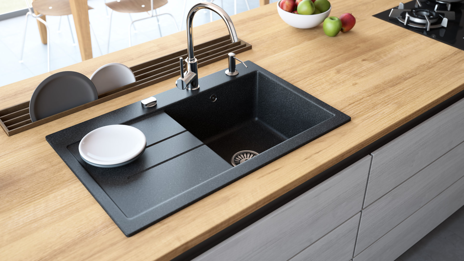 Pros And Cons Of Granite Composite Sinks | Best Kitchen Guides