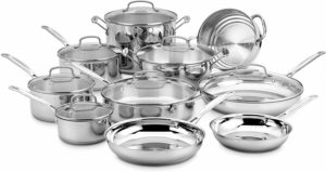 Best Cookware For High Heat Cooking
