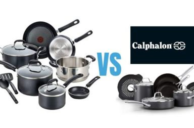 T-Fal vs Calphalon