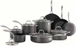Stainless Steel vs Hard Anodized Cookware