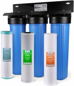 Best Iron Filters For Well Water