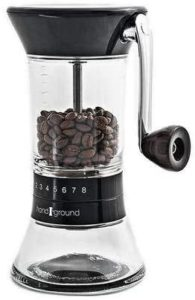 Best Manual Coffee Grinder for French Press